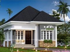 front elevation of house india images with house side balcony design and modern . front elevation of house india images with house side balcony design and modern front doors uk Indian Home Design, Kerala House Design, House Siding, House Roof, Facade House, Simple House Design, Modern House Design, Flat Roof Design, Front Design
