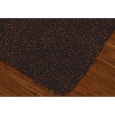 """Lustrous Shoestring Shag Accent Rug - Chocolate (Brown) (3'6""""x5'6"""")"""
