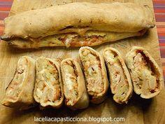 Scaccia ragusana di La Celiaca Pasticciona  http://www.nutrichef.it/scaccia-ragusana/