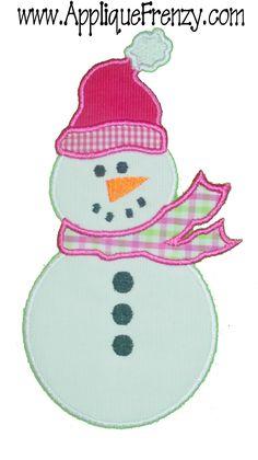 snowman applique   Snowman 2 Applique Design-snowman, chrismtas, frosty, santa,winter ...