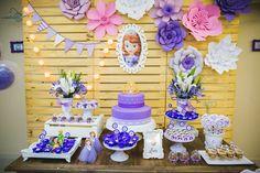 InspireBlog – Moms Festa Princesa Sofia | 4 anos da Lara - InspireBlog - Moms