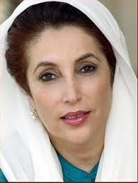 Benazir Bhutto - first women elected to lead a Muslim state.