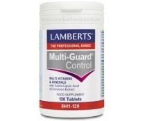 Lamberts Mult-iGuard Control 120 Cápsulas