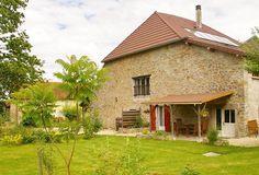 Gite rural Jura dans le village de Villerserine, Gite de France 4 épis