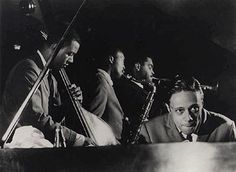 Horace Silver along with the rest of the Jazz Messengers
