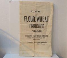 vintage flour sack - Google Search