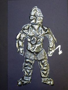 The Calvert Canvas: Adventures in Middle School Art!: Knights in Shining Armor