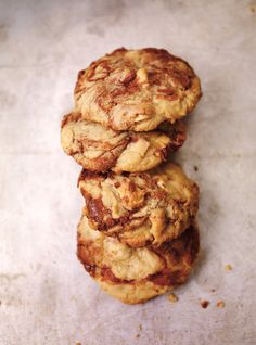 Recette de Ricardo de biscuits ultra noisette