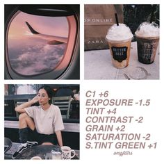 Image about vsco in filters 🎨 by heartinmind on We Heart It Instagram Themes Vsco, Best Vsco Filters, Aesthetic Filter, Aesthetic Fonts, Free Filters, Vsco Feed, Fotografia Tutorial, Vintage Filters, Vsco Themes