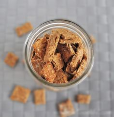 Healthy Toddler Crackers   My Whole Food Life, replace wheat flour to make gf and more nutritious
