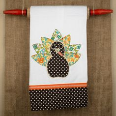 Turkey Tea Towel