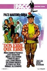 Film Ver Don Erre Que Erre 1970 Pelicula Completa Online Peliculas Completas Peliculas Cine De Barrio