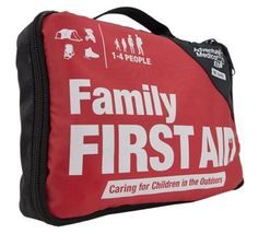 Family First Aid Kit - Adventure First Aid - Medical Kits - Adventure® Medical Kits - First Aid Kits and Survival Gear