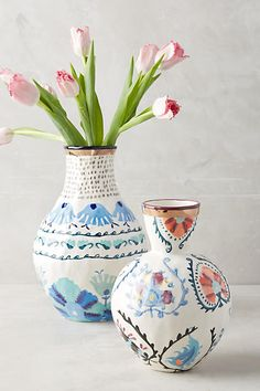 Solena Vase #anthropologie