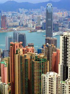 City Life, Victoria Harbour - Hong Kong | Full Dose