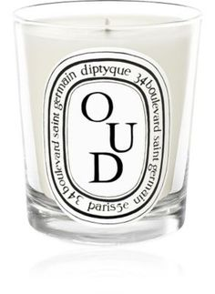 Diptyque Oud Scented Candle at Barneys New York