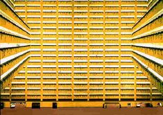 Andreas Gursky, Times Square, New York chromogenic color print, x Saw it at the MoMA in 2001 — it was amazing. Andreas Gursky, Paula Modersohn Becker, Most Famous Photographers, Great Photographers, Max Ernst, Urban Photography, Underwater Photography, Photography Aesthetic, Conceptual Photography