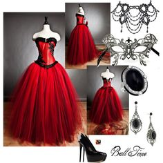 I want to go to a masquerade ball!!