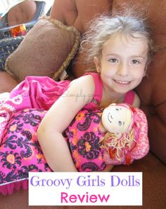 Groovy Girls Dolls Review + GIVEAWAY - Saving Said Simply