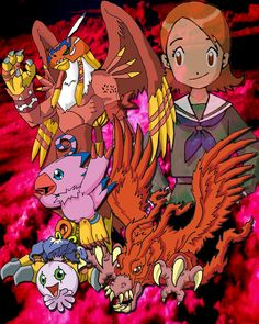 Digimon Adventure Digidestined: Sora