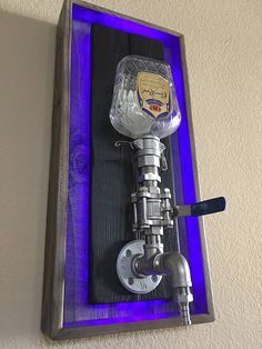 Medium size bottle Wall Mount Liquor Dispenser
