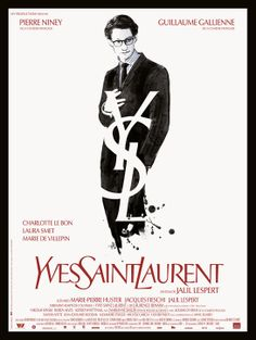Photos from Yves Saint Laurent, the film on show in Paris