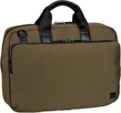 knomo Maxwell 15,6´´ Deep Army - Notebooktasche   Tablet
