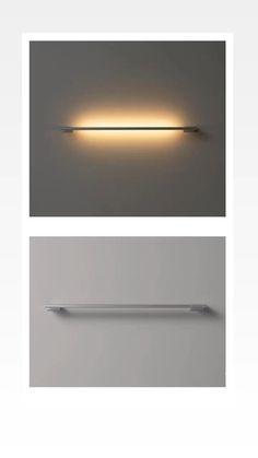 Led Light Design, Home Lighting Design, Lighting Concepts, Interior Lighting, Interior Wall Lights, Modern Outdoor Wall Lighting, Modern Wall Lights, Led Wall Lights, Cool Lighting