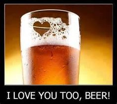 I Love You Too, Beer! http://www.Facebook.com/ILoveBrew www.LiquorList.com @LiquorListcom #LiquorList