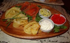... paying homage to traditional Russian cuisine with a touch of elegance