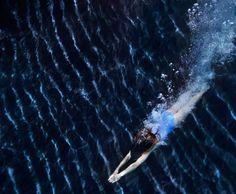 Underwater Study 3024 Howard Schatz