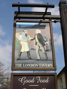 The London Tavern, Poulner, ringwood Hampshire