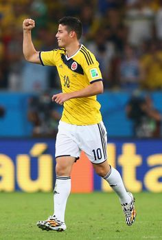 James Rodriguez Photos: Colombia v Uruguay: Round of 16 - 2014 FIFA World Cup Brazil
