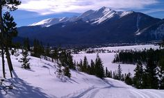 Frisco, Colorado is one of Julie's favorite places and where she derives a lot of inspiration.