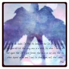 LIKE if you are a MAXIMUM RIDE fan!! :D