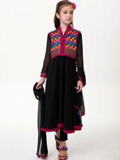 Stylish Pishwas Designs For Baby Girls By Eden Robe | PK Vogue