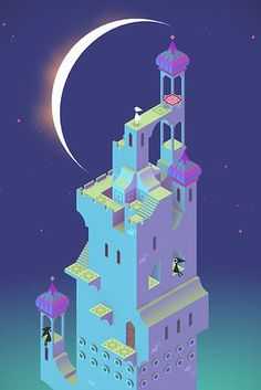 Monument Valley = one of the most beautiful game apps ever