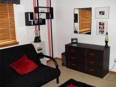 bedroom decor for pre teen boys   Pre-teen modern bedroom, Modern color splash boys space that will last ...