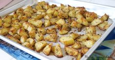 Roasted Garlic Rosemary Potatoes | My San Francisco Kitchen