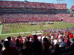 Seating Review Raymond James Stadium