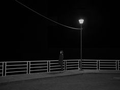 Night Light Urbanites Rupert Vandervall #urban #photography #blackandwhite #contrast