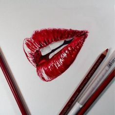 drawing pens, pencils or paints