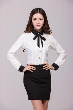 Formales-del-otoño-del-resorte-camisas-blancas-mujeres-Tops-y-Blusas-para-mujer-oficina-camisas-de.jpg (750×1125)