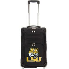 NCAA LSU Tigers Carry-On Luggage Bag, 21-Inch, Black by Concept 1. $88.18. Save 27%!