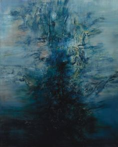 Zao Wou-Ki (1920 - 2013), 5.5.60