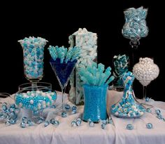 How Sweet It Is .... Tips for Creating a Candy Buffet at Your Event!