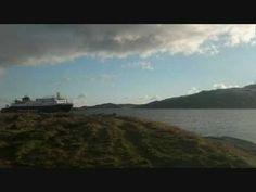 ▶ Road to Lochmaddy, North Uist - Eilean Uibhist mo rùin - YouTube