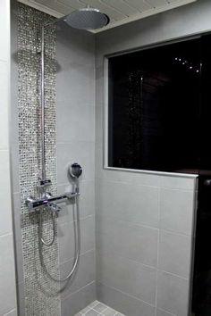 Low EMF Infrared Sauna - Advantages & Available Models Bathroom Toilets, Bathroom Renos, Laundry In Bathroom, Bathroom Interior, Sauna Shower, Lake House Bathroom, Sauna Design, Laundry Room Inspiration, Shower Remodel