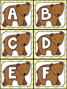 AlphaBears Bear Crafts PreschoolPreschool