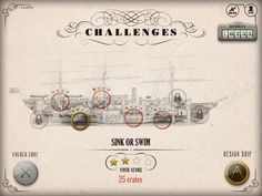Full Steam Ahead - become an architect and build a ship is this educational adventure